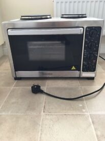 Morphy Richards mini-oven in perfect condition