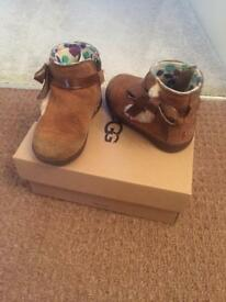 Children's UGG boots size 5