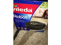 Vileda cleaning robot