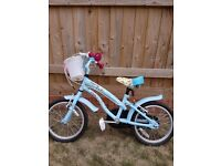 Girls blue bike for sale! 5 months old!