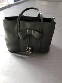Brand new black handbag Susen