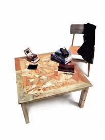 Handmade coffee table/Mozaik - DIY Project