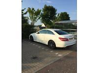 Mercedes e250 cdi coupe sport
