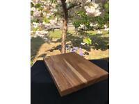Oak Wood block   Chopping Board   Cheese Board