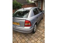Beautiful Astra 1.6. 5dr