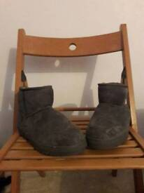 Holly Fur lined boots similar to UGGs
