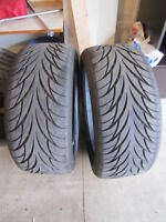 ** WANTED - 245 40 19 Tires (USED) **