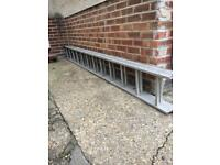 Double ladder good condition