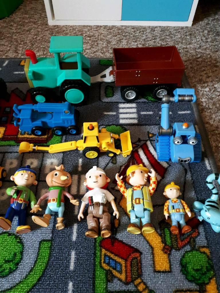 Bob the Builder Toy Bundle | in Markinch, Fife | Gumtree