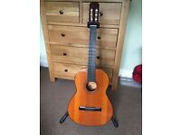 BM Almeria classical guitar, full size (40 inches)