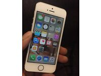 Gold/white IPhone 5s - unlocked