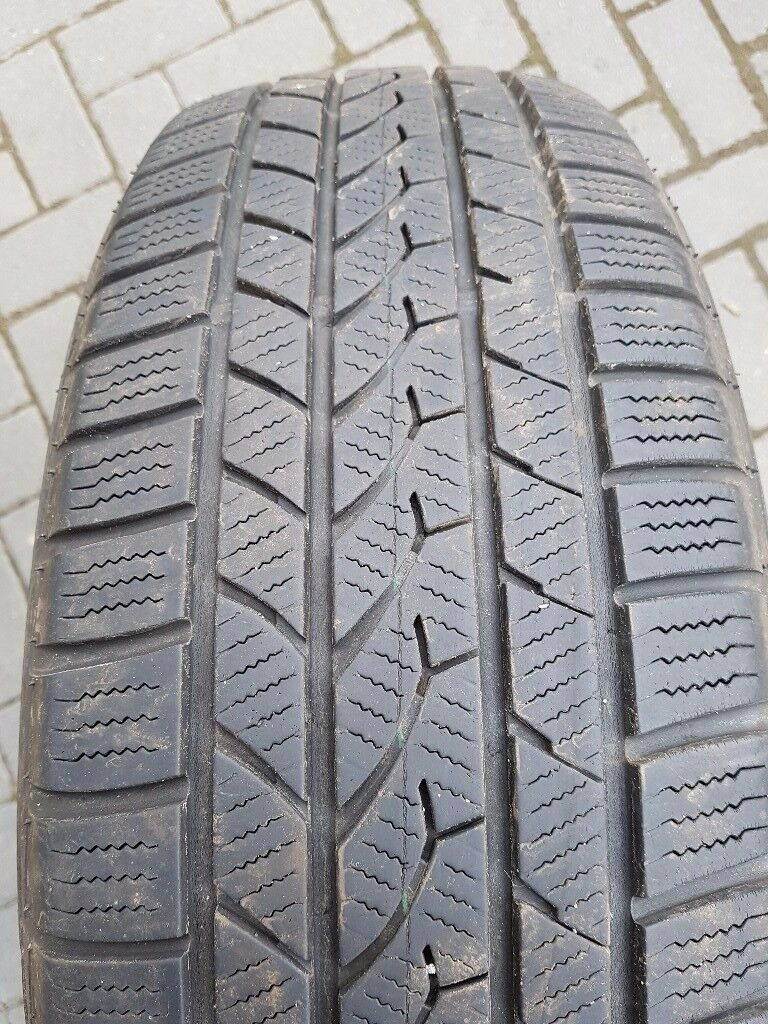 Winter Tyres x 4. 235/65/R17 Falken eurowinter hs439