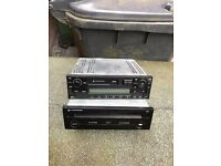 original vw bora golf passat radio with cd player for sale