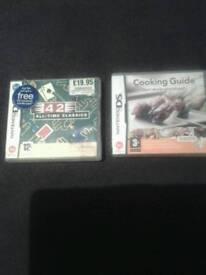 2 Nintendo Ds Games £2 each