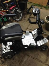 Mobility scoter