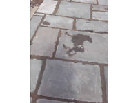 Reclaimed welsh flagstones for sale
