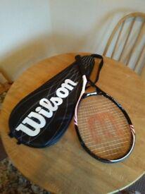Tennis Racket 27 inches long Wilson