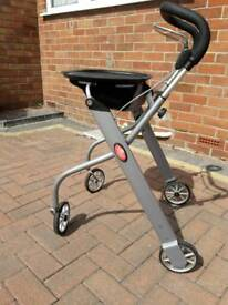 Walking Frame Aid with Tray