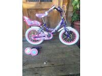 """Child's bike 14"""""""
