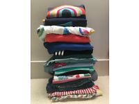 Bundle of branded Boden girls clothing age 11-12