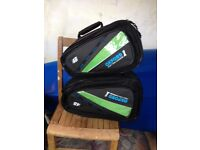 Oxford first luggage motorbike panniers