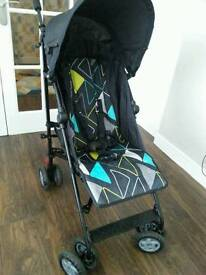 Mothercare Nanu umbrella buggy stroller pushchair
