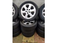 Vauxhall Astra 16'' Alloy Wheels Can Post Can Sell Individuals Part exchange welcome
