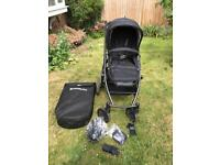 Uppababy Vista Jake Black 2014