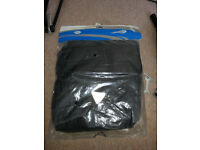 Bicycle pannier bags - colour black, brand new in original packaging