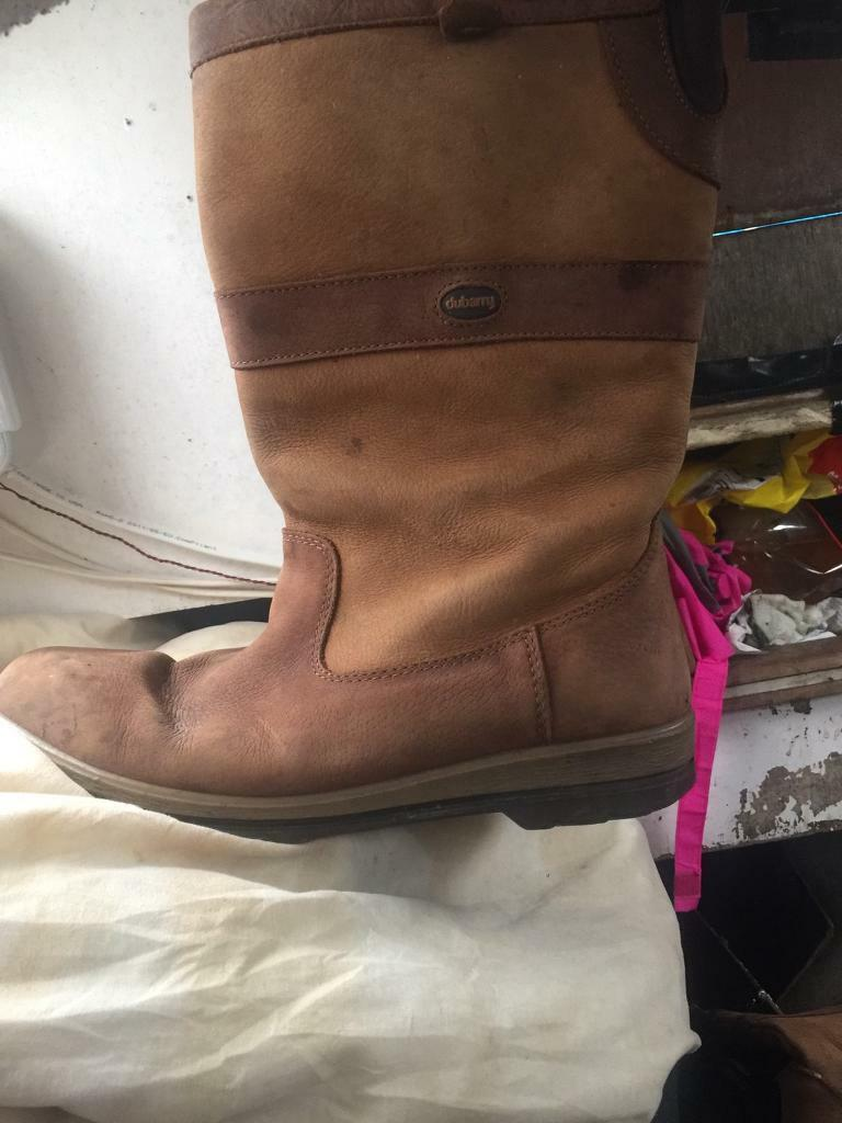 ed458a2cf73 Dubarry Sailing Boots Size 10 Extra fit Gore-Tex Waterproof | in  Southampton, Hampshire | Gumtree