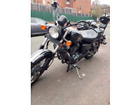 WK Bikes BD 125 LEARN LEGAL CRUISER **very low mileage**