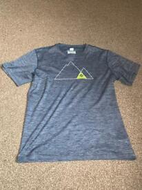 Columbia Men's Sportswear T-Shirt Grey Medium Great Condition