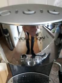 Gaggia Evolution - Espresso and cappuccino maker
