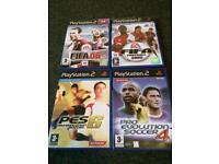 PlayStation 2 football games
