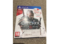 The Witcher 3: Wild Hunt on PS4
