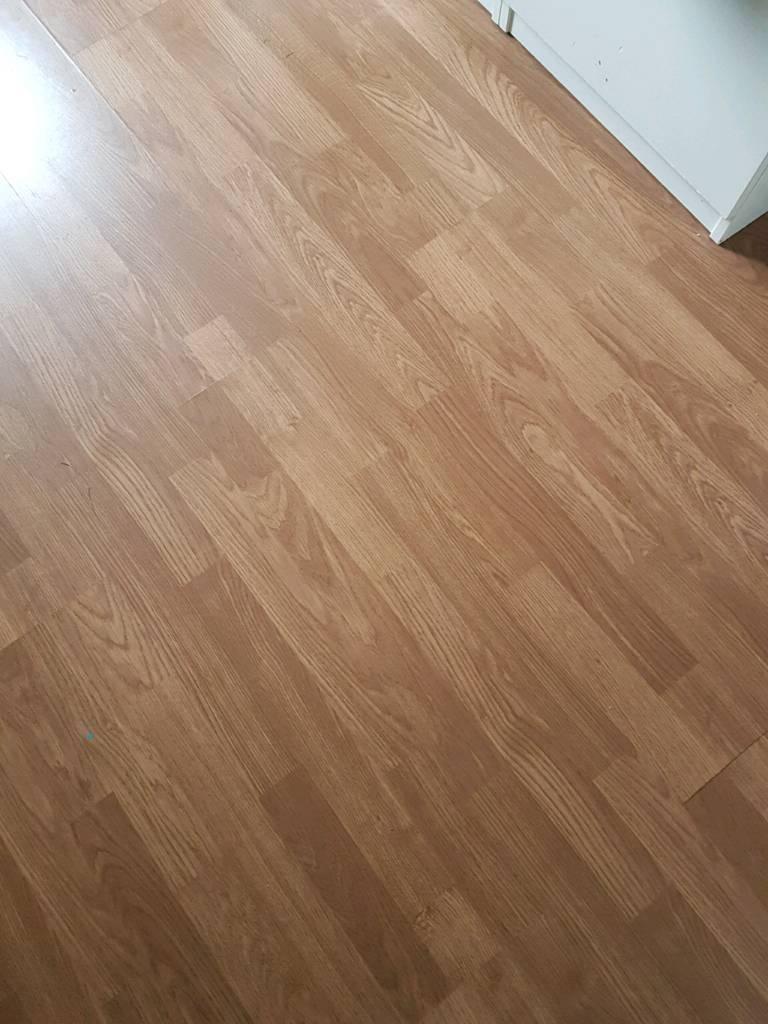 Fine Canmore Oak Laminate Flooring Homebase In Silverknowes Edinburgh Gumtree Home Interior And Landscaping Ologienasavecom