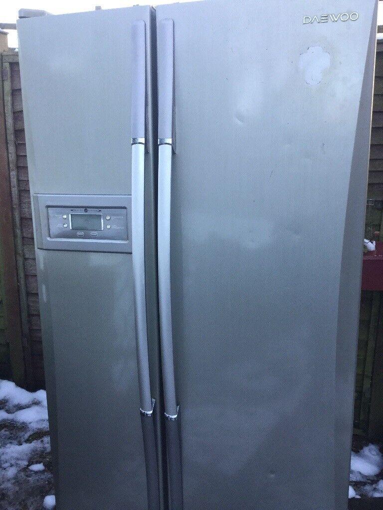 Daewoo American fridge freezer (spares & repairs) | in Weoley Castle