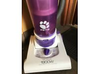 HOOVER UPRIGHT 1900W (PET SMART) SM1901001.Just had new Hepa filter fitted.