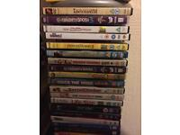 Lots of DVDs for sale! Need gone!