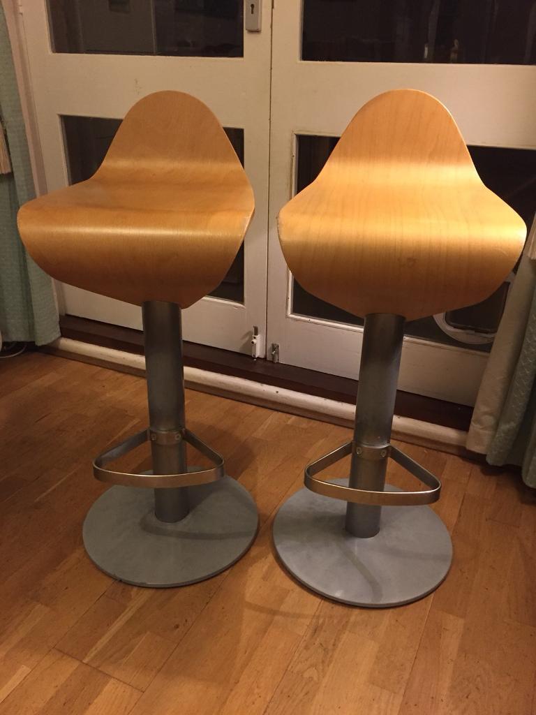 Kitchen bar stools x 2