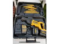 Dewalt 24 volt reciprocating saw