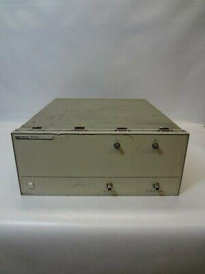 Hp 89441a Vector Signal Analyzer Rf Section