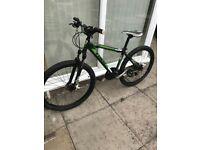 Trek mountain bike bicycle