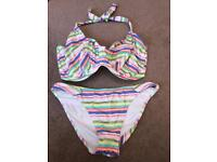 Freya halter neck bikini set 34GG and 12