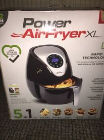 Air fryers Brand new in the box