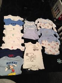 Baby boy bundle newborn and up to 1 month
