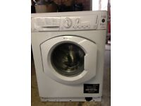 Washing machine-8kg hotpoint futura