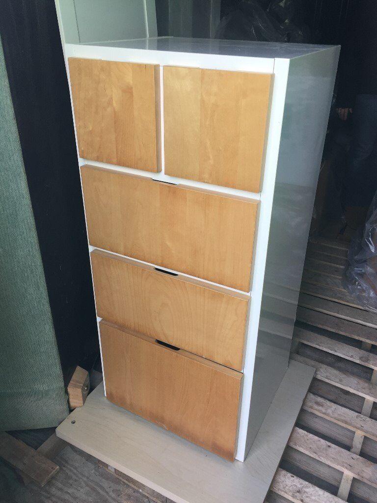 ikea rakke chest of drawers | in highcliffe, dorset | gumtree