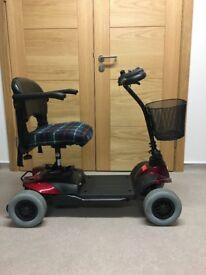 Barely used, excellent condition Drive ST1 mobility scooter