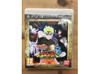 2 Games: Naruto Shippuden Ultimate Ninja Storm 3 Full Burst PS3